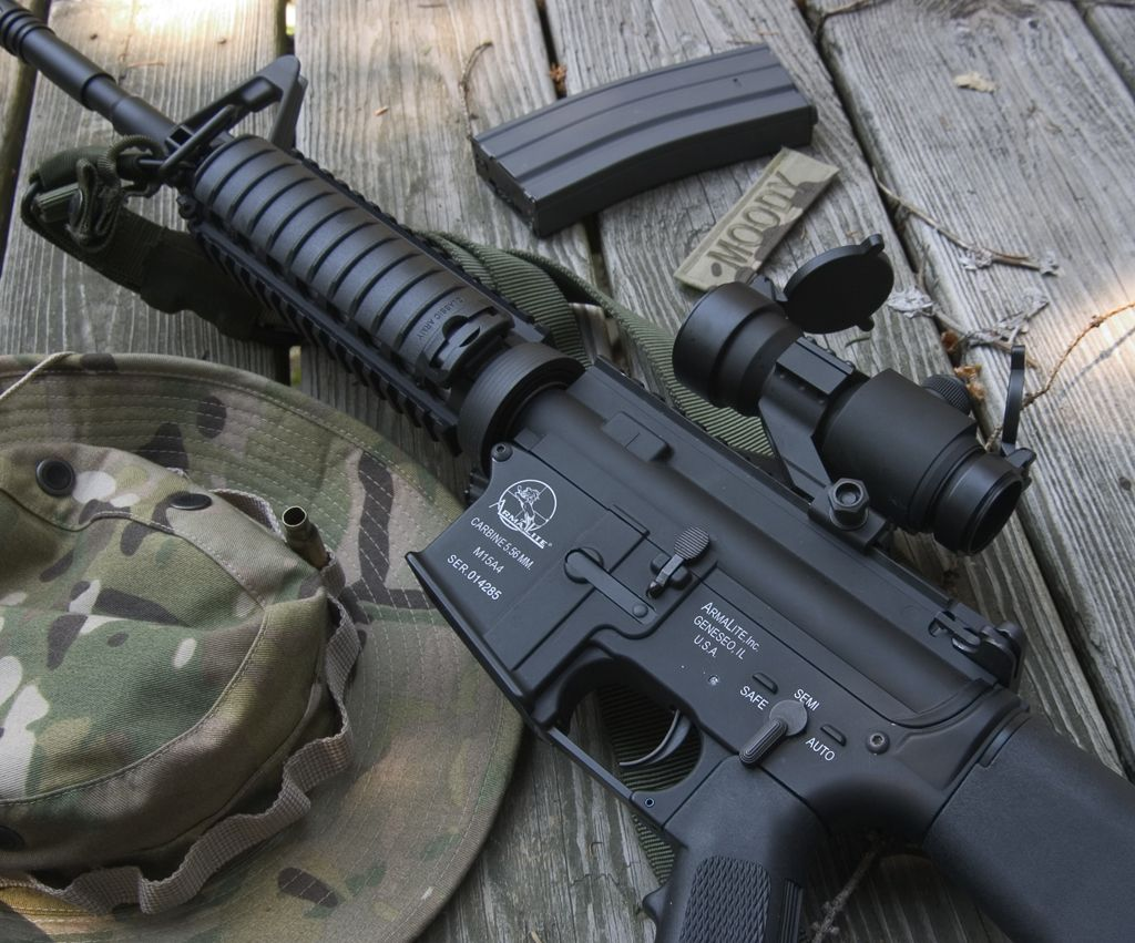 Selecting the correct airsoft gun for your needs