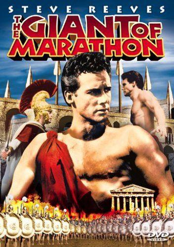 Robot Check Steve Reeves Marathon Greek Heroes