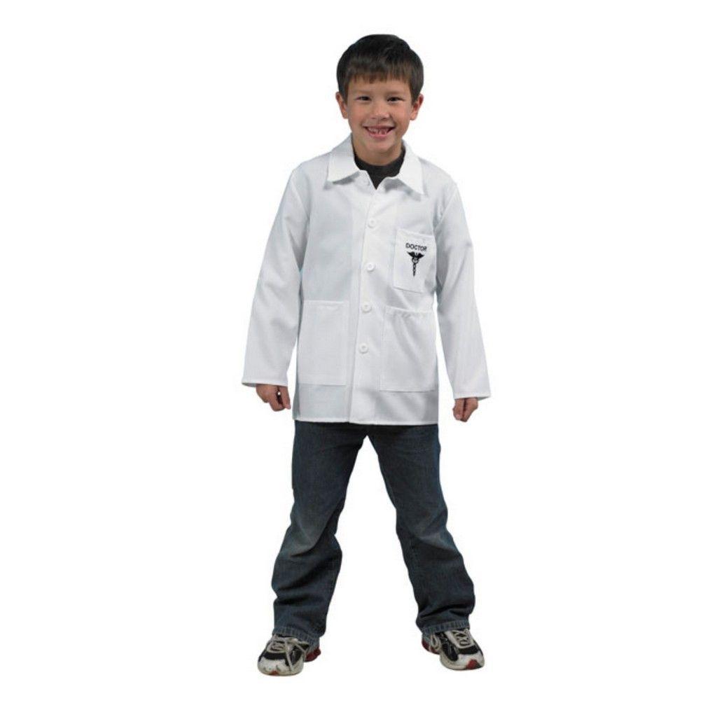 Children S Factory Doctor Lab Coat Costume Cf100 337