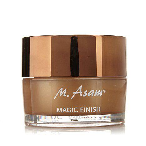 M Asam Magic Finish 1 01 Fl Oz As It Is Finished Makeup Magic