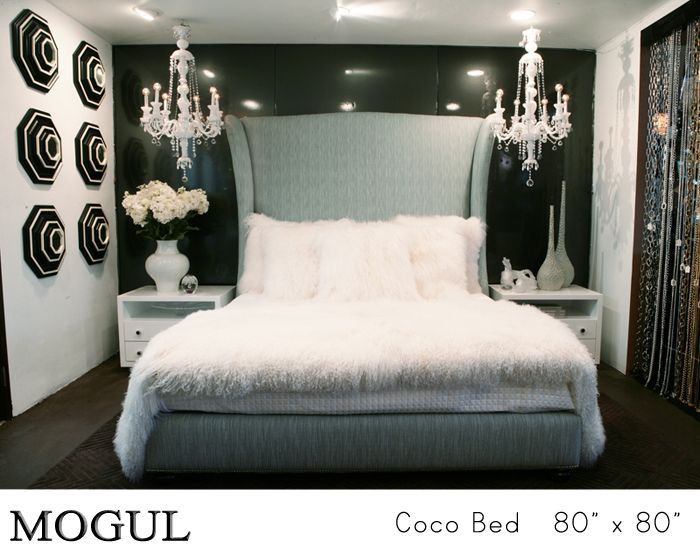 This Last Picture Shows A Bedroom Done In Old Hollywood Glam Style