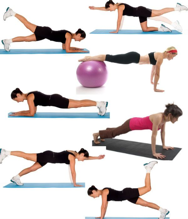 movement variation, plank variation, exercise variation