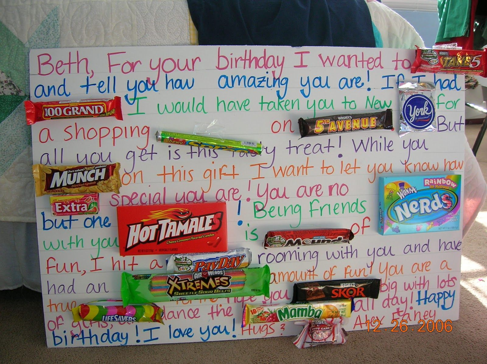 Gift ideas birthday gift baby gift friend gift good for What should you get a guy for his birthday