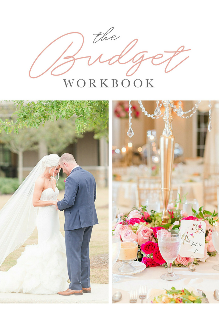 wedding budget workbook wedding budget tips wedding budget ...