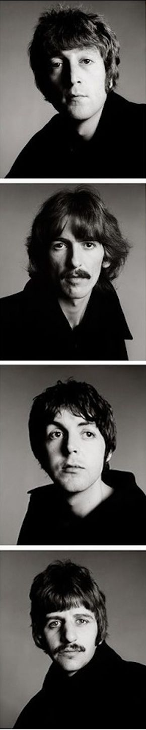 The Beatles by Richard Avedon (BEATLES) http://dunway.com