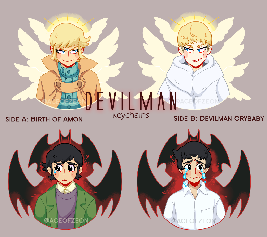 Devilman crybaby, Cry baby, Anime