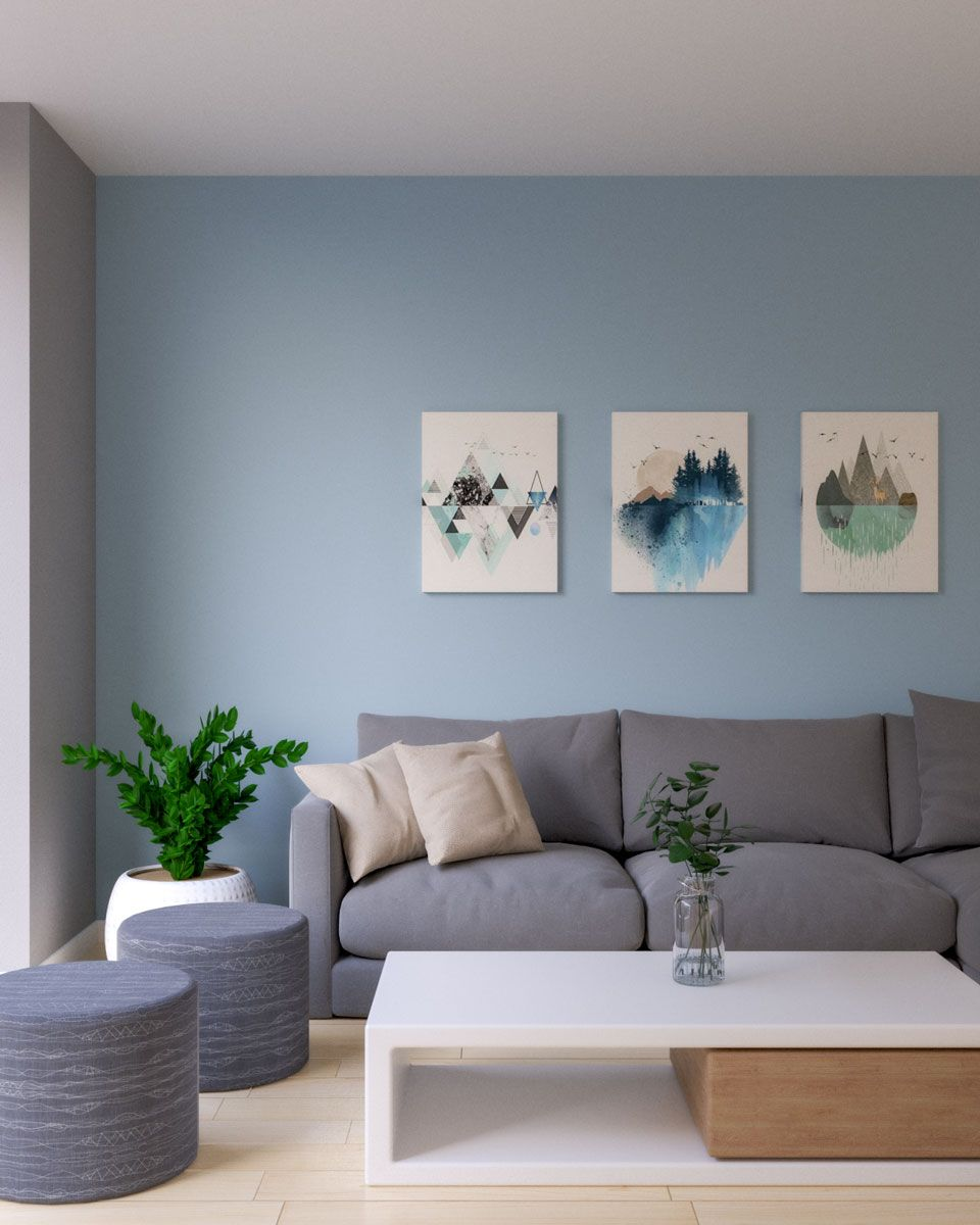 7 Best Color to Paint Walls with Gray Couch (with Images ...