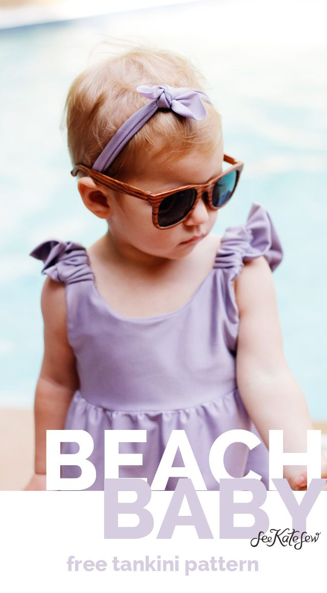 sewing fashion knits GIVEAWAY + free tankini pattern | Tolle kleider ...