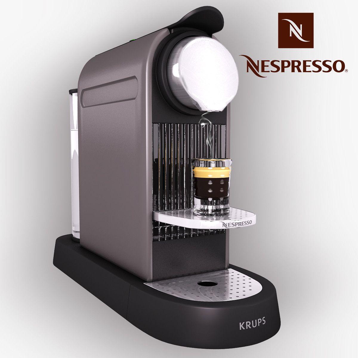 krups nespresso citiz max