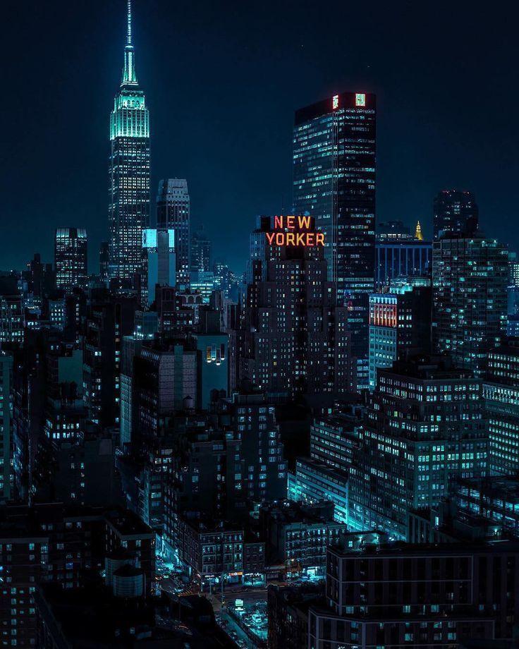 New York City New York Wallpaper New York City Travel New York Night