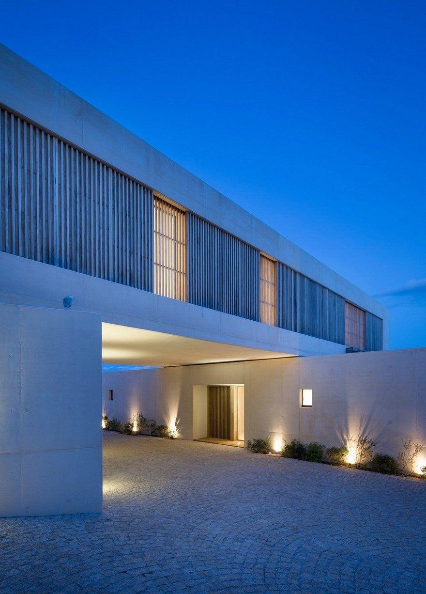 Maisona in aix en provence france pietri architectes