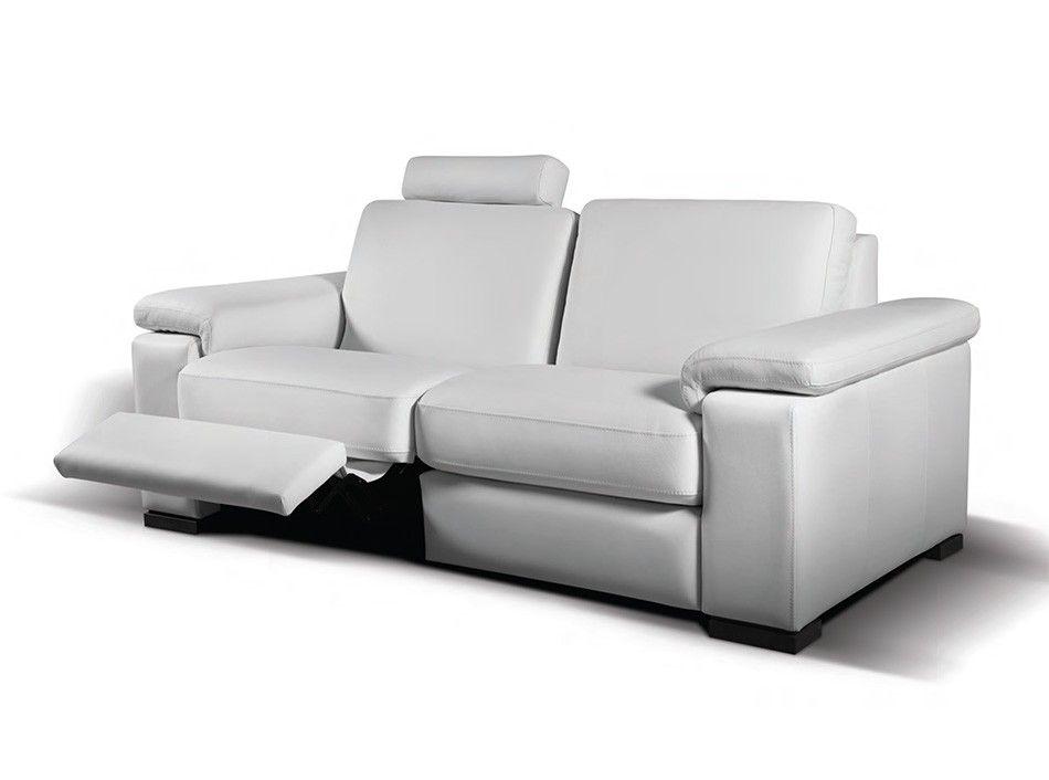 Modern Reclining Sofa Granados By Seduta D Arte Www Umodstyle Com Modern Recliner Sofa Modern Recliner Reclining Sofa