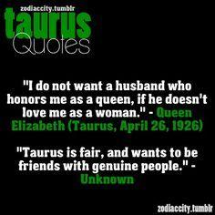 Taurus Quotes (Part 1)