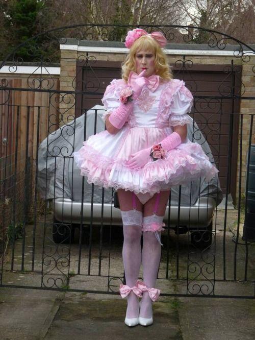 Tumblr Frilly Dresses Baby Dresses Pretty Dresses Sissy Boys