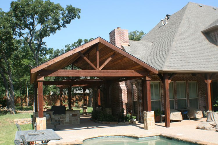 Pin on BACK YARD on Detached Covered Patio Ideas id=38929