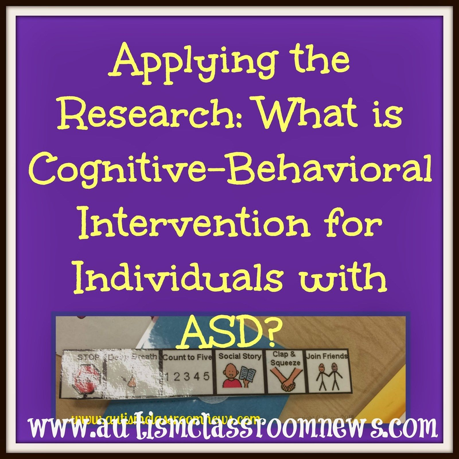 Applying The Research What Is Cognitive Behavior