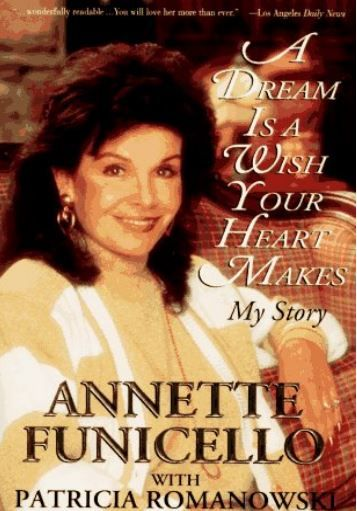 Read About Disney Legend Annette Funicello S Life In Her Own Words
