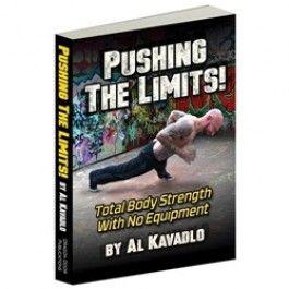 Pushing the Limits! von Al Kavadlo. Wieder ein Buch wo Du lernst, wie Du Übungen nur mit dem eigenen Körpergewicht extrem leicht machen kannst oder so intensiv, dass sie kaum noch machbar sind. Dieses Buch lässt sich super leicht lesen und die Übungen werden sehr cool erklärt. Al ist extrem symphatisch (wovon ich mich live überzeugen konnte) und das spürst Du beim lesen des Buches auch.