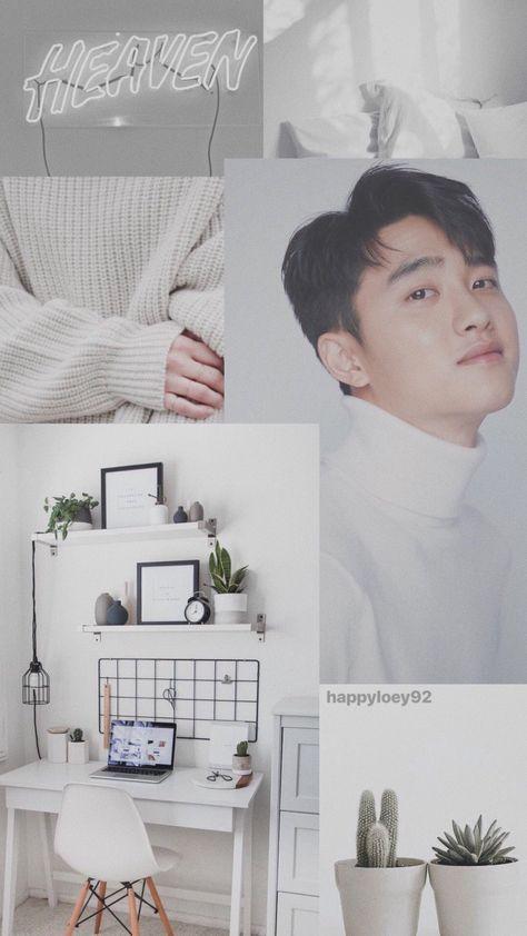 59 Ideas Wall Paper Kpop Exo D.o