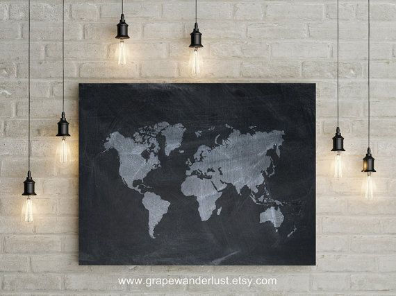 World map chalkboard world map travel map gray world map world world map chalkboard world map travel map gray world map world map gumiabroncs Image collections