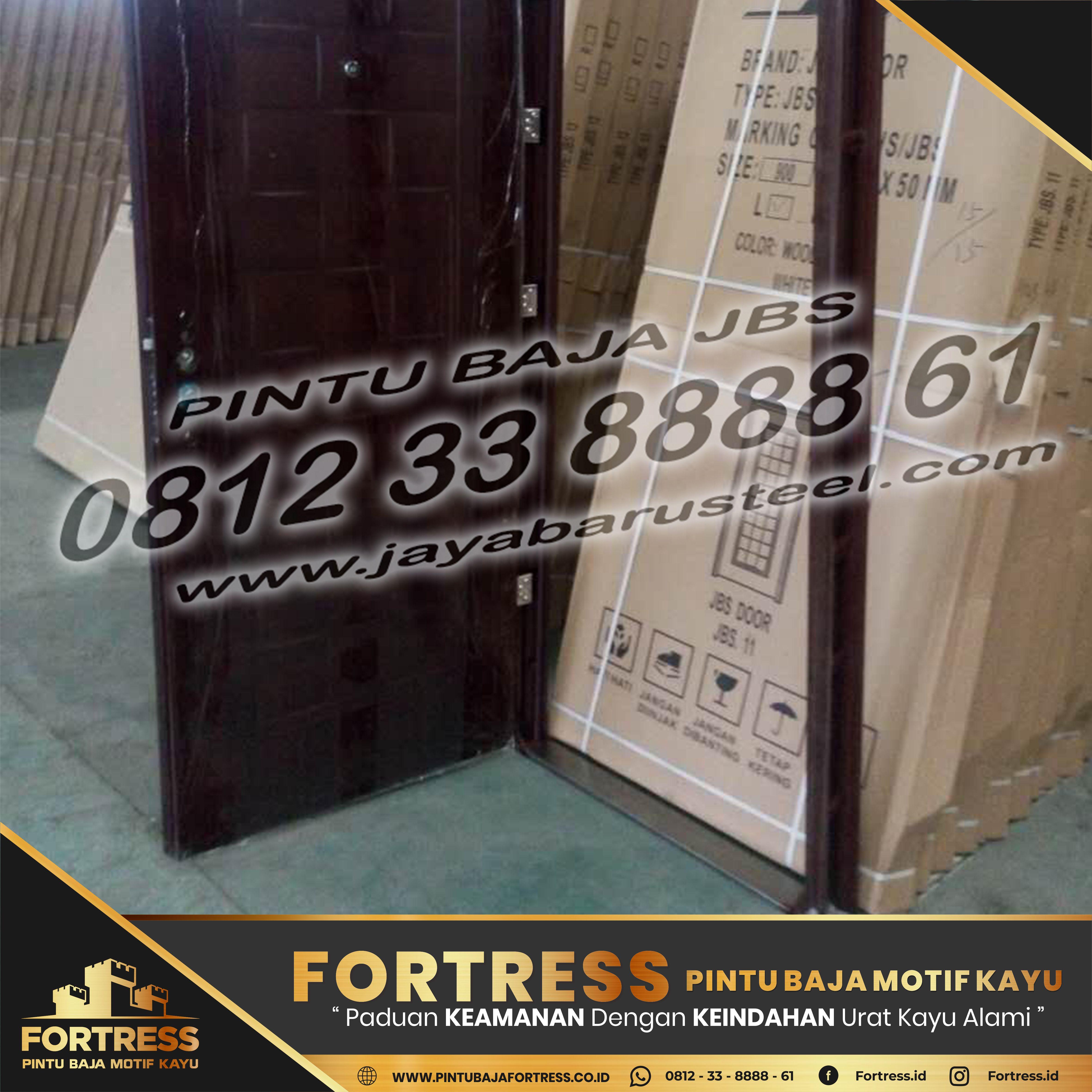 0812-91-6261-07 (FORTRESS) Banjar Masin Steel Valve Door, Ha …