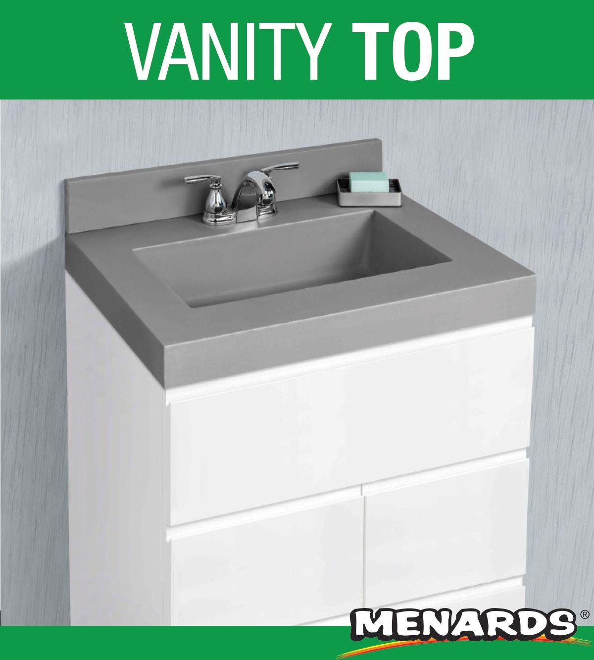 30+ Menards vanity top type