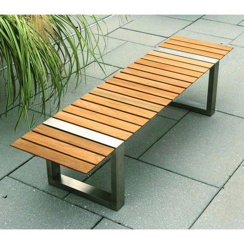 Contemporary Garden Bench Boca By Cristian Wicha Kingsley Bate Elegant Outdoor Furniture Garden Bench Contemporary Outdoor Benches