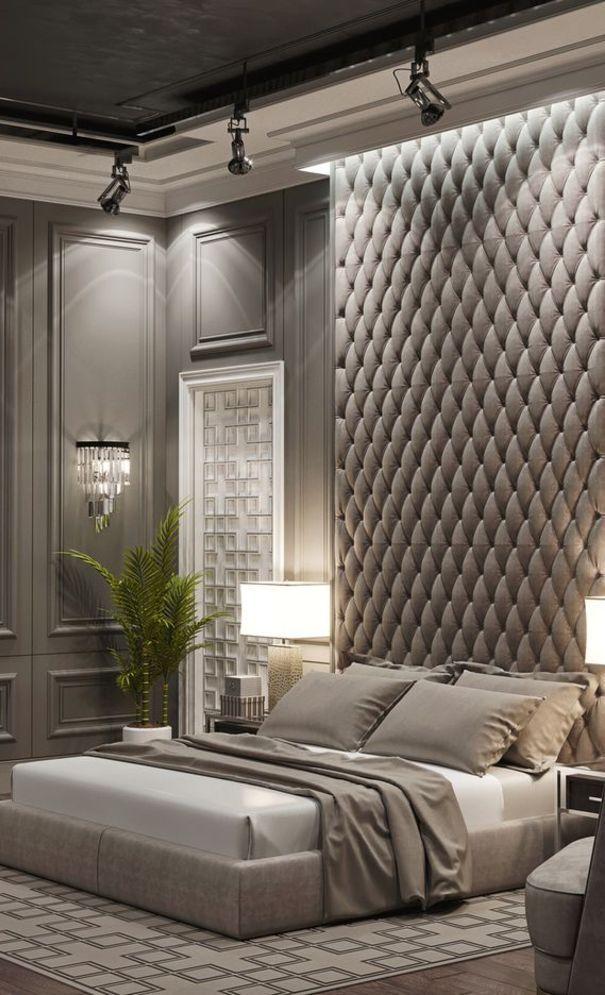 59 New Trend Modern Bedroom Design Ideas For 2020 Part 47 Luxurious Bedrooms Luxury Bedroom Master Luxury Bedroom Design Master bedroom ideas 2020