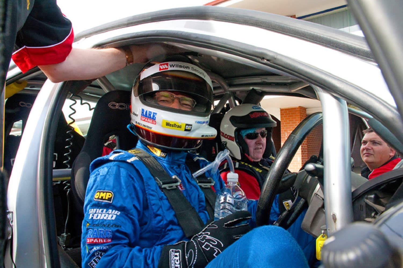 V8 Race Car 8 Lap Drive Sandown Raceway Melbourne Ad Affiliate Car Lap Race Raceway Melbourne Race Car Driving Super Cars
