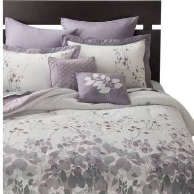 Grey Purple King Comforter Set Google Search Bedroom Makeover