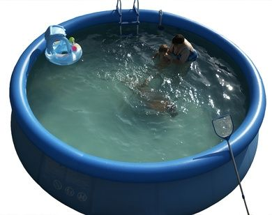 How To Clean Mold Mildew From A Vinyl Pool Hunker Blow Up Pool Swimming Pool Liners Pool Cleaning