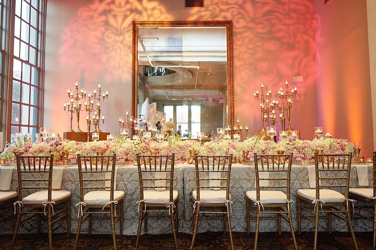 Blush Pink Ivory Gold Wedding Inspiration Decor Ideas Wedding