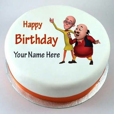 Children Birthday Cake Maker Cartoon Funny Cakes Brithday