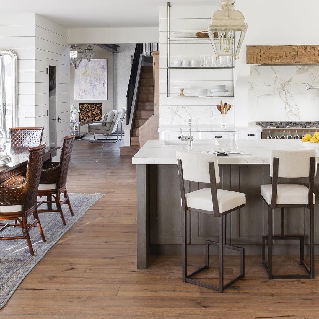Napa Valley Kitchens Instagram: Marie Flanigan Interiors On Instagram: €�Wire Brushed