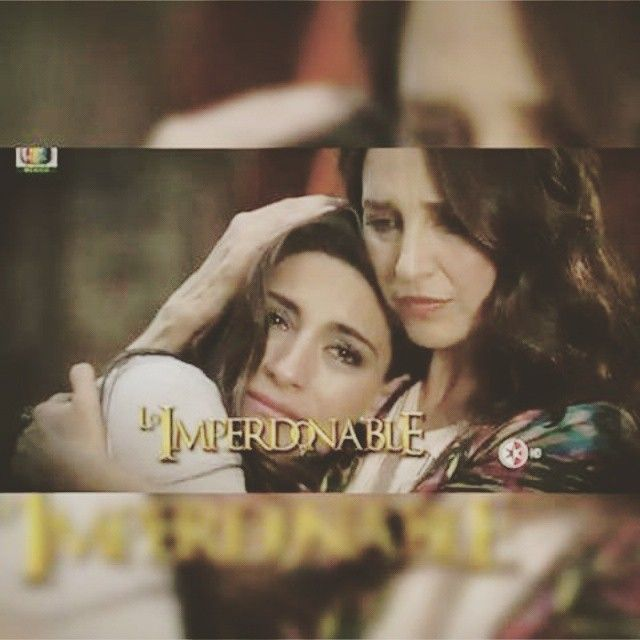 Madre e hija #AnaBrendaContreras #LoImperdonable #Veronica