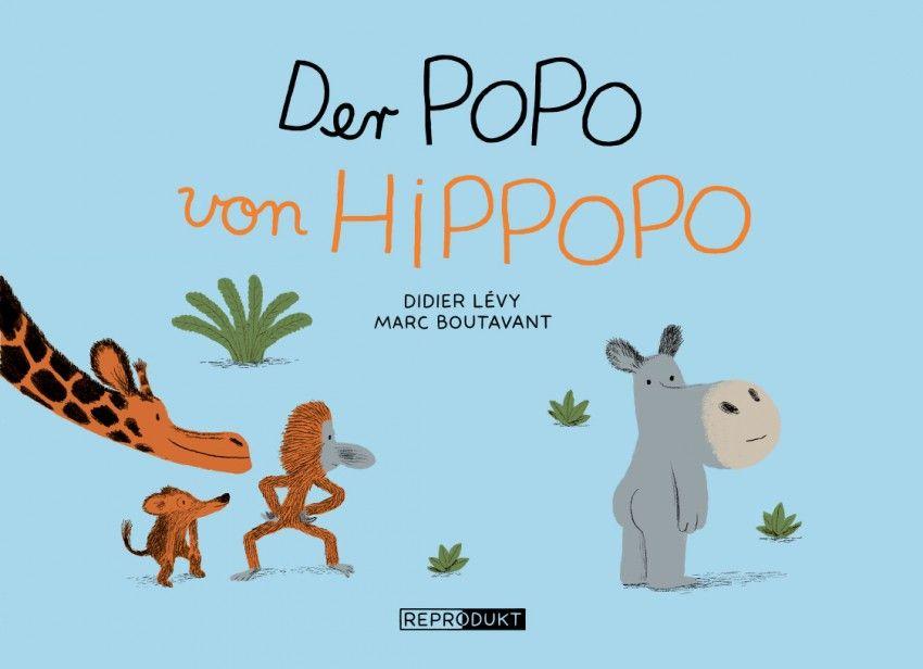 Der Popo von Hippopo - Schnitzel & Schminke