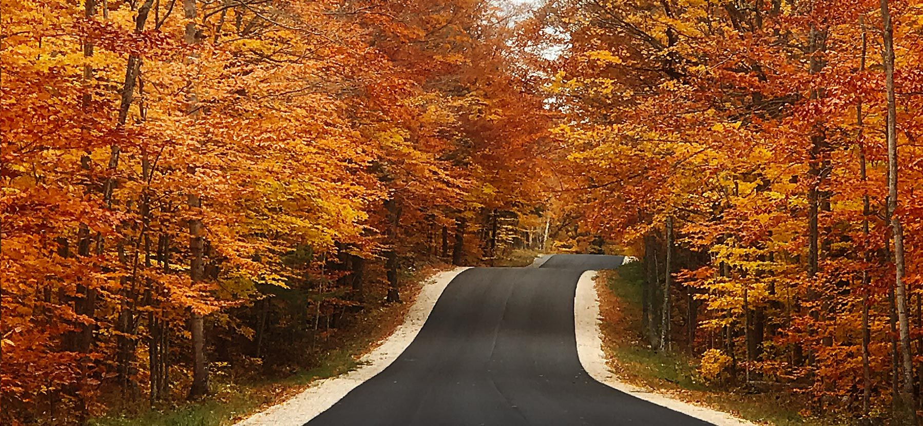 Six Best Roads To Experience Door County Fall Colors Door County Mom Door County Wisconsin Waterfalls Vacation Trips