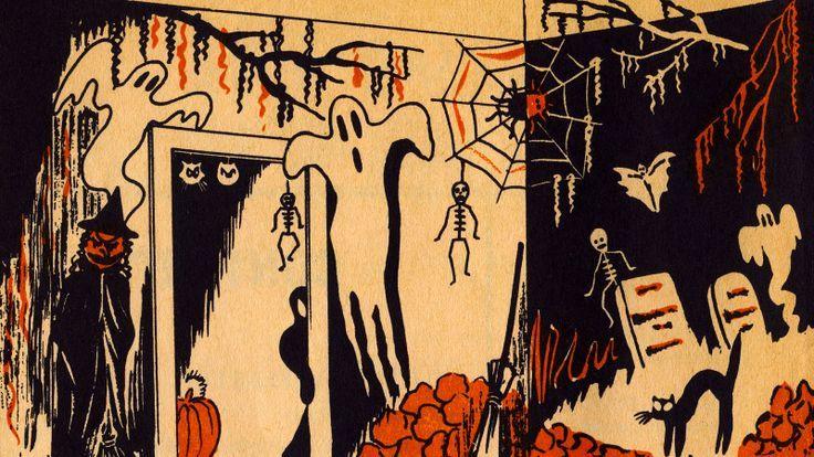 Halloween Vintage Halloween Retro Halloween Vintage Halloween Images