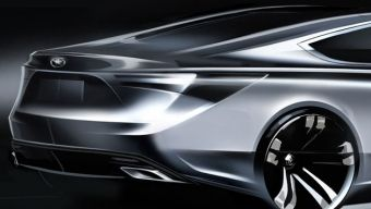 """Easy Branches - Toyota has just released a teaser image of what it says is an all-new, designed-in-America sedan that will debut at the 2012 New York Auto Show Thursday. It isn't immediately clear if the vehicle will be a concept or production car, but Toyota has issued no showcar qualifiers, suggesting it's something that will be in dealers soon. Described as having """"an elegant yet athletic look,"""" the teased rear end most likely belongs to the next-generation Avalon full-size sedan. ....."""