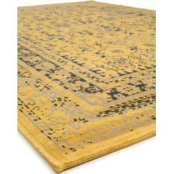Photo of benuta Classic Teppich Antique Gelb 160×230 cm – Vintage Teppich im Used-Lookbenuta.de