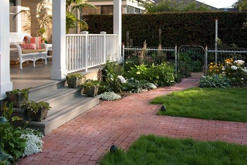 Lawnless Backyard For Rachel Pinterest