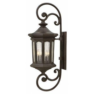Hinkley Lighting Raley 4 Light Outdoor Wall Lantern