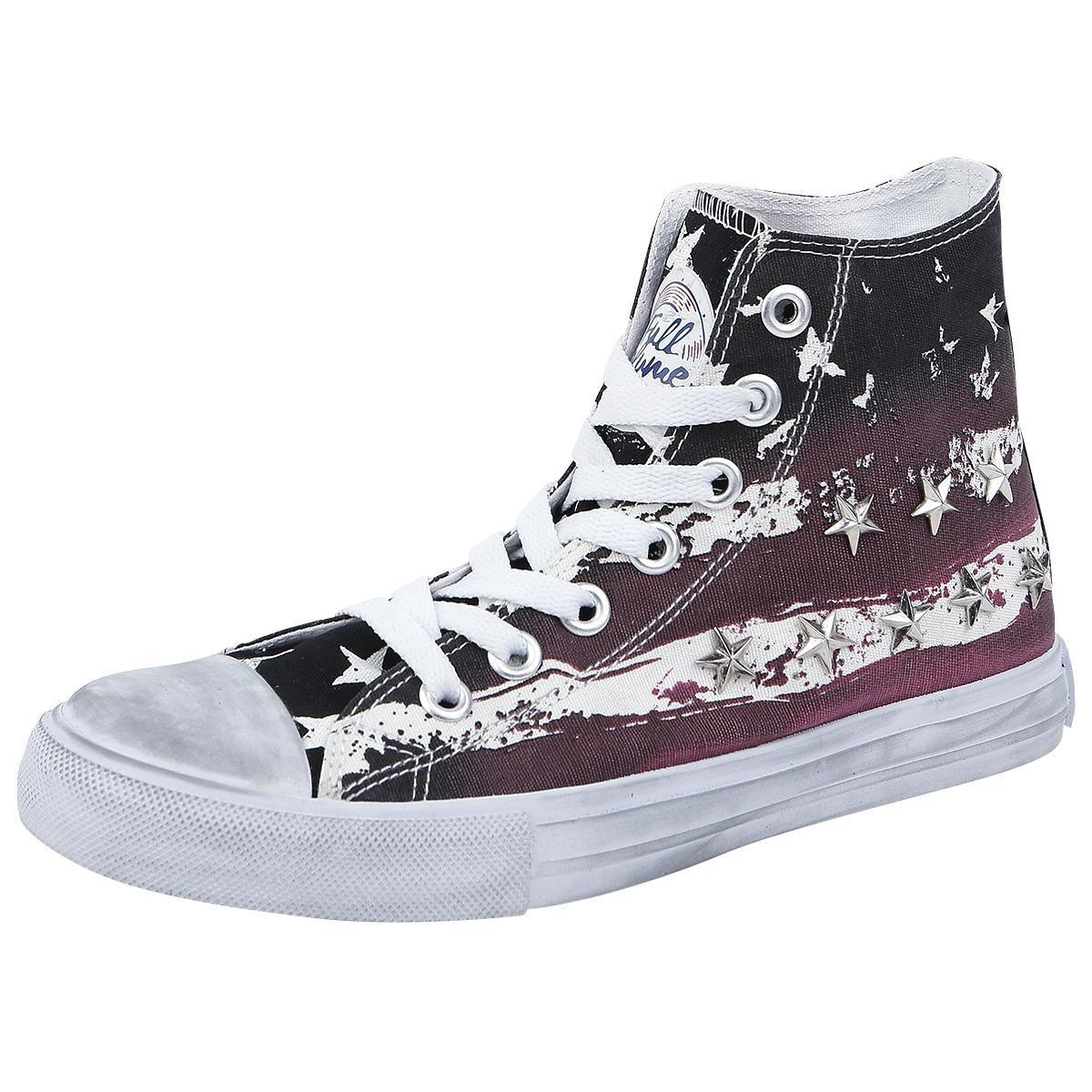 Stars and Stripes Sneaker - Sneaker high von Full Volume by EMP