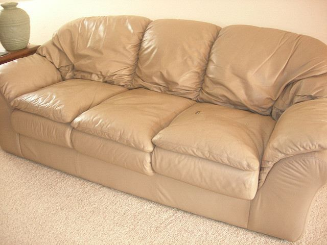 Karlsson Is A Leading Manufactures Of Variety Of Beige Leather