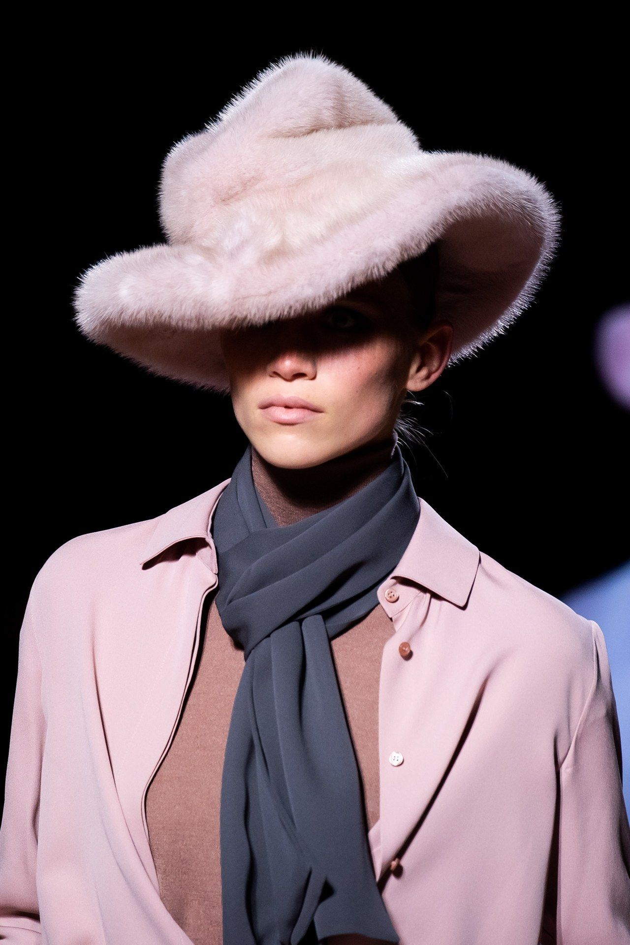 pink baby || tom ford fall 2019 rtw -