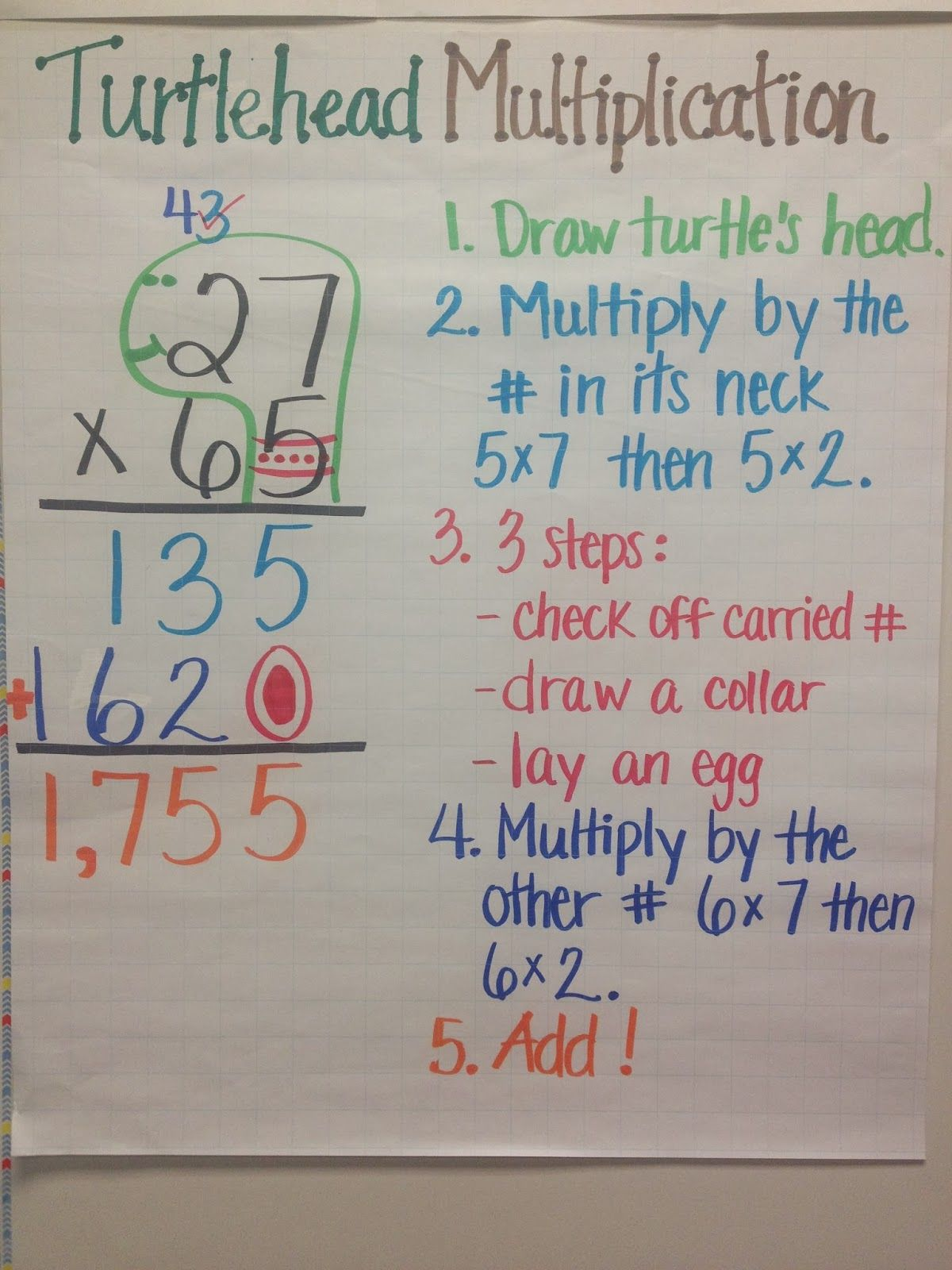 Ms Cao S 4th Grade Math Multiple Digit Multiplication