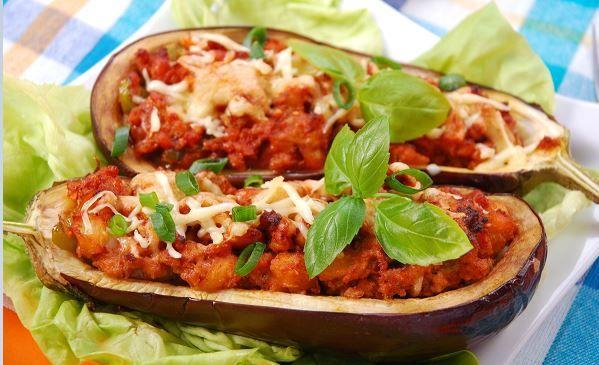 Melanzane ripiene vegane | Meno carne più gusto con la ricetta VEG
