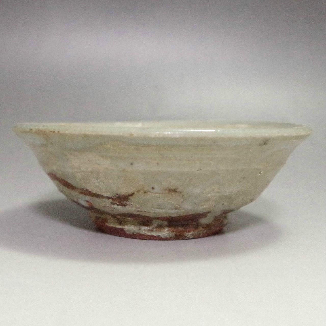Small Antique Chinese Longquan Celadon Bowl #1899 - CHANOYU