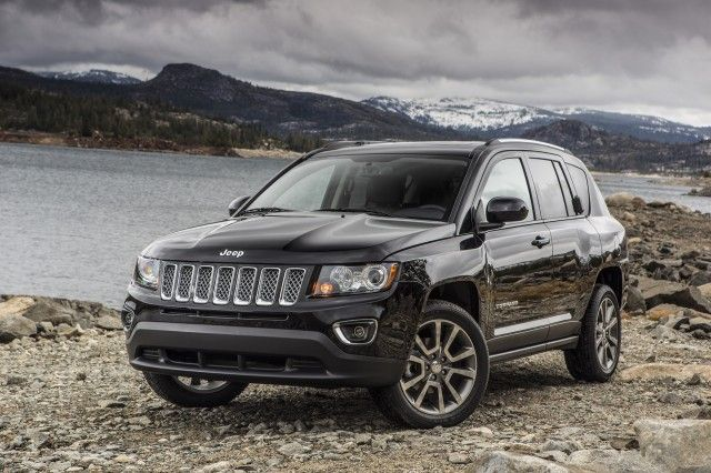 2016 Jeep Compass Review Ratings Specs Prices And Photos The