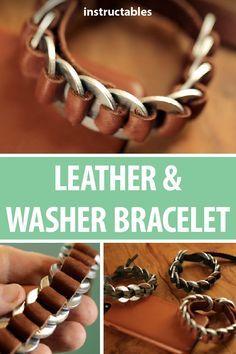 Photo of DIY Leather Bracelet